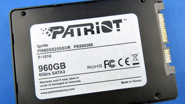 Sata Toolbox Patriot Löst Problem Mit Ssd Tod Nach Firmware Upgrade