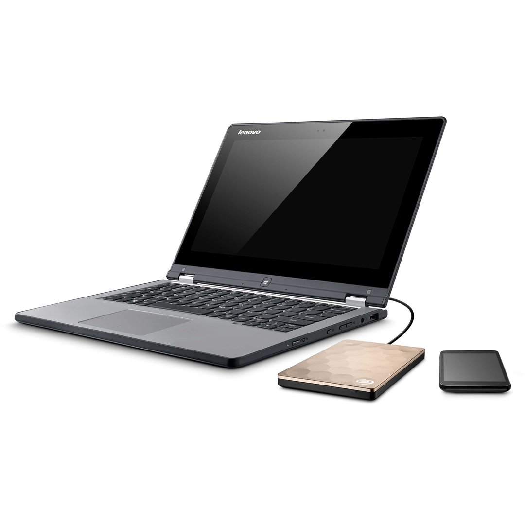 Seagate Backup Plus Ultra Slim