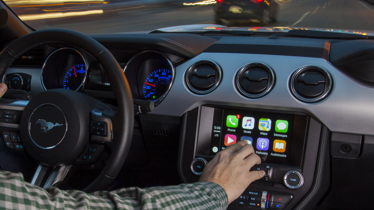 sync 3 ford setzt doch auf android auto und apple carplay computerbase. Black Bedroom Furniture Sets. Home Design Ideas
