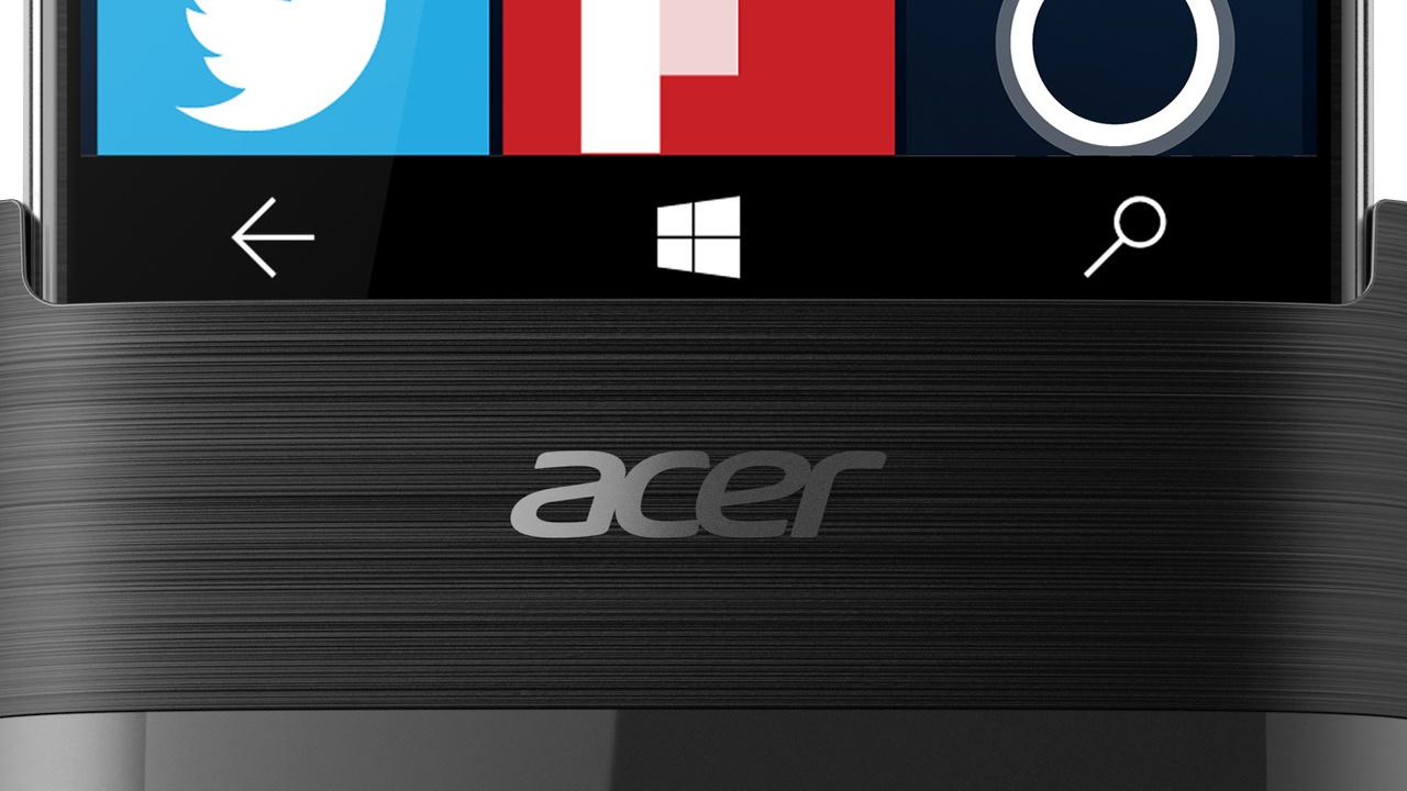 """Liquid Jade Primo: Acer gibt Lumia 950 Kontra und zeigt neues 12""""-Tablet"""