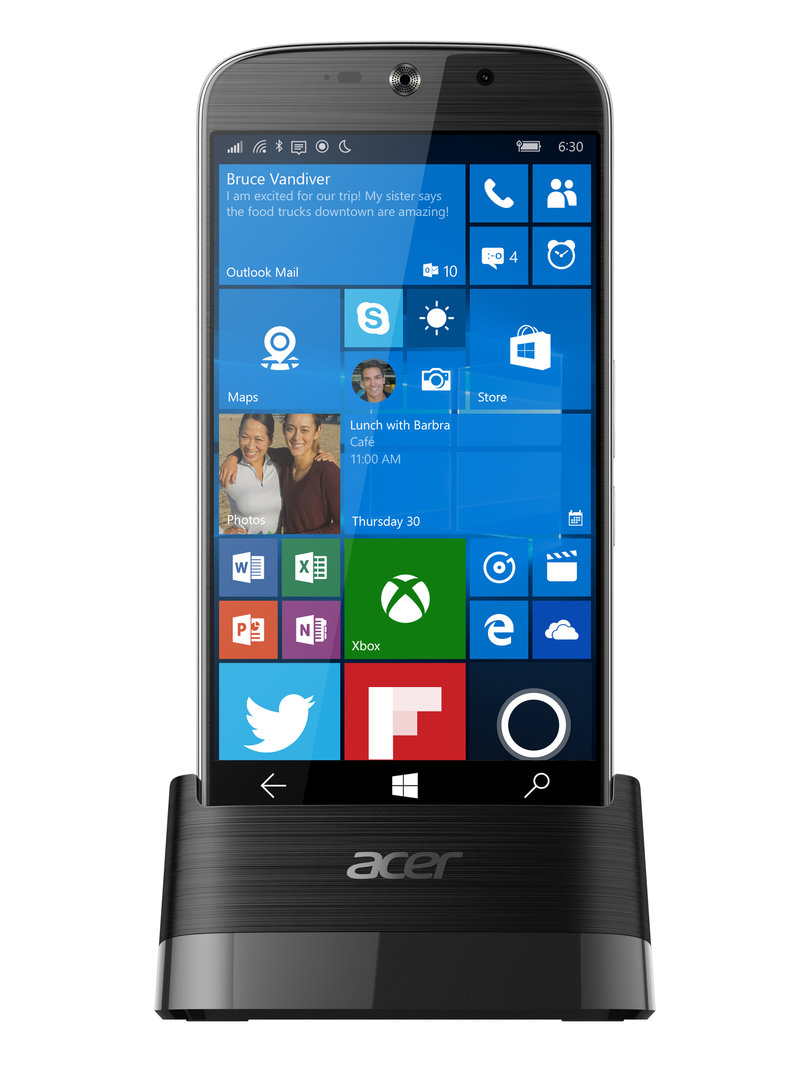 Acer Liquid Jade Primo (Docking)