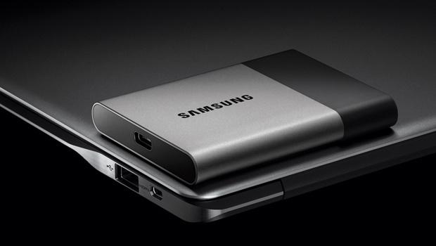 Portable SSD T3: Samsungs tragbare SSD erhält 2TB und USBTypC