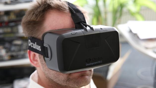 Oculus Rift: Vorbestellungen werden ab Mittwoch akzeptiert