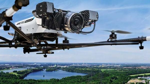 Übernahme: Intel kauft deutschen Drohnen-Hersteller AscTec