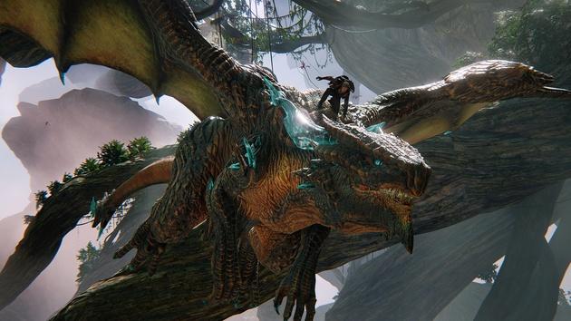 Xbox One: Action-Rollenspiel Scalebound auf 2017 verschoben