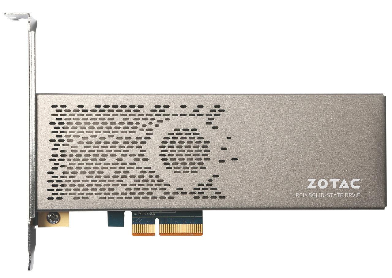Zotac PCIe-SSD