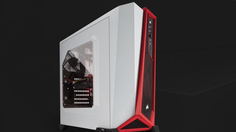 """Corsair Carbide Spec-Alpha: Spielegehäuse ist """"easy to build, hard to beat"""""""