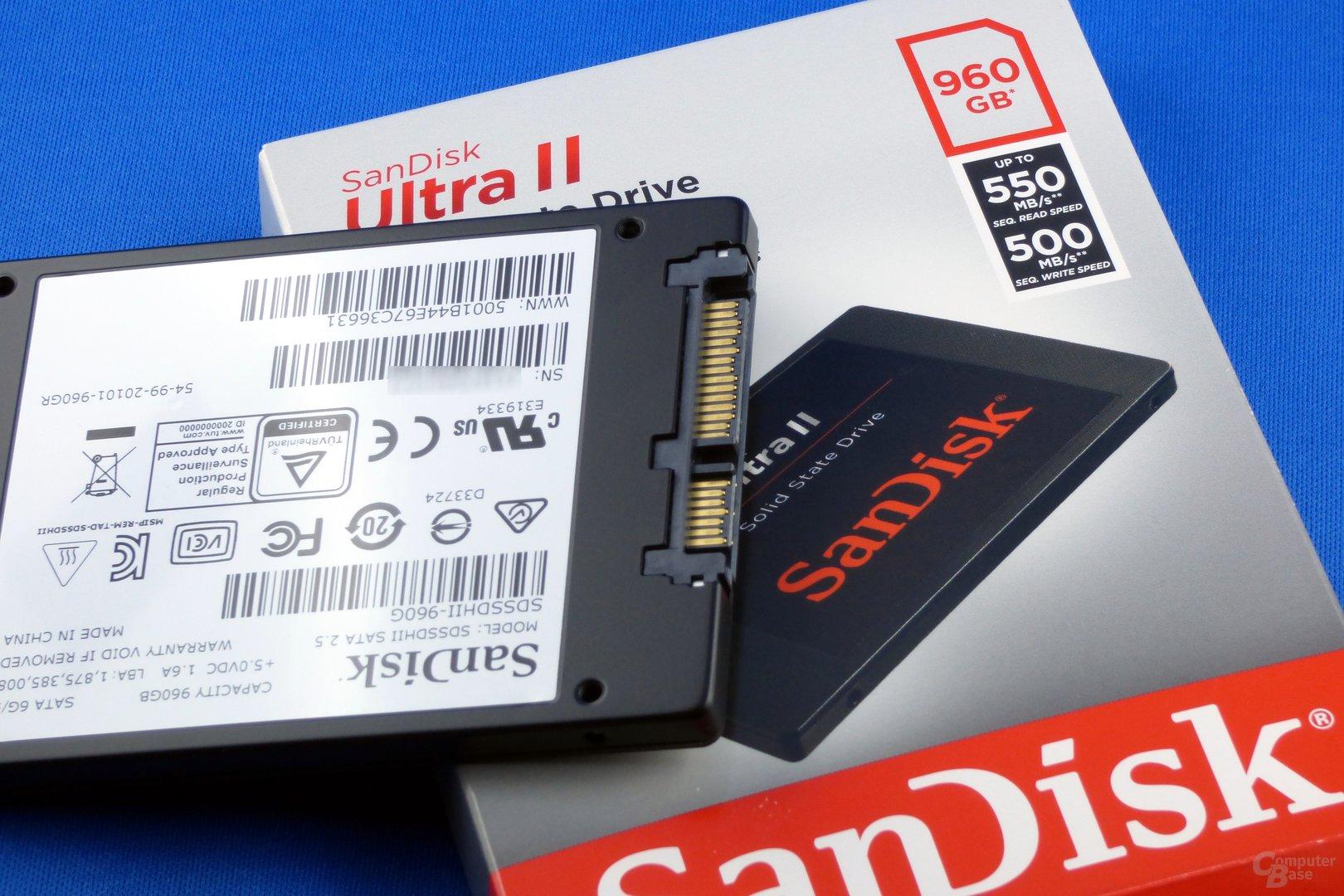 SanDisk Ultra II 960 GB