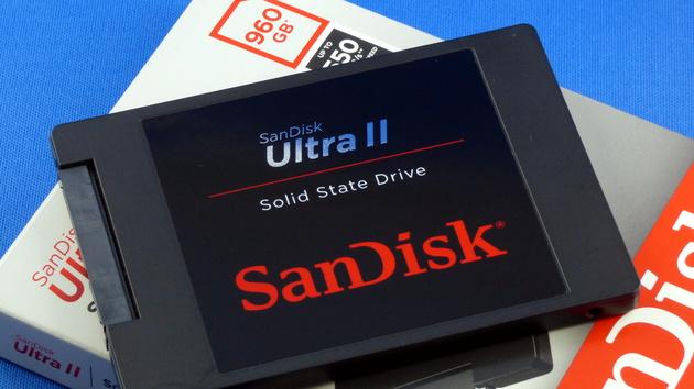 SanDisk Ultra II SSD im Test: Das günstigste Laufwerk mit 960 GB am Markt
