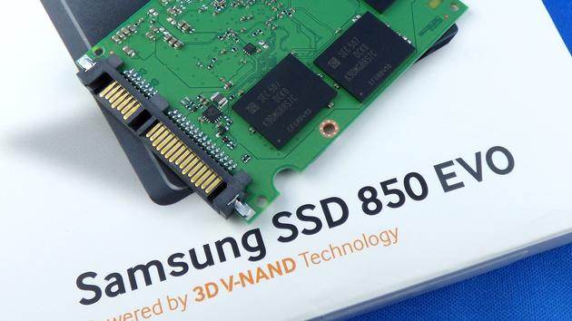 Samsung-SSDs: 4 TB für 850 Evo und 850 Pro ab dem Sommer