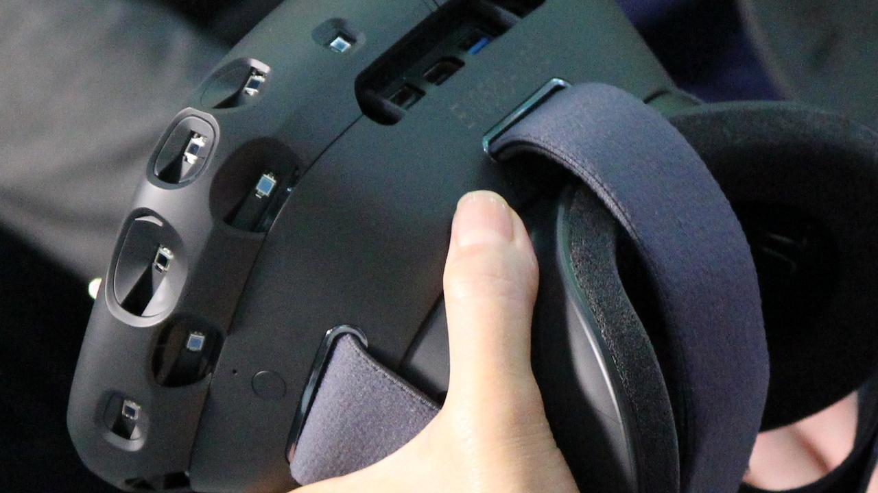 Vive Pre: HTCs VR-Brille soll niemand mehr absetzen müssen