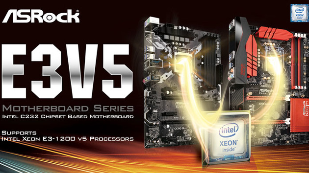 Intel Skylake: Bald auch Xeon-Overclocking auf ASRock-Mainboards