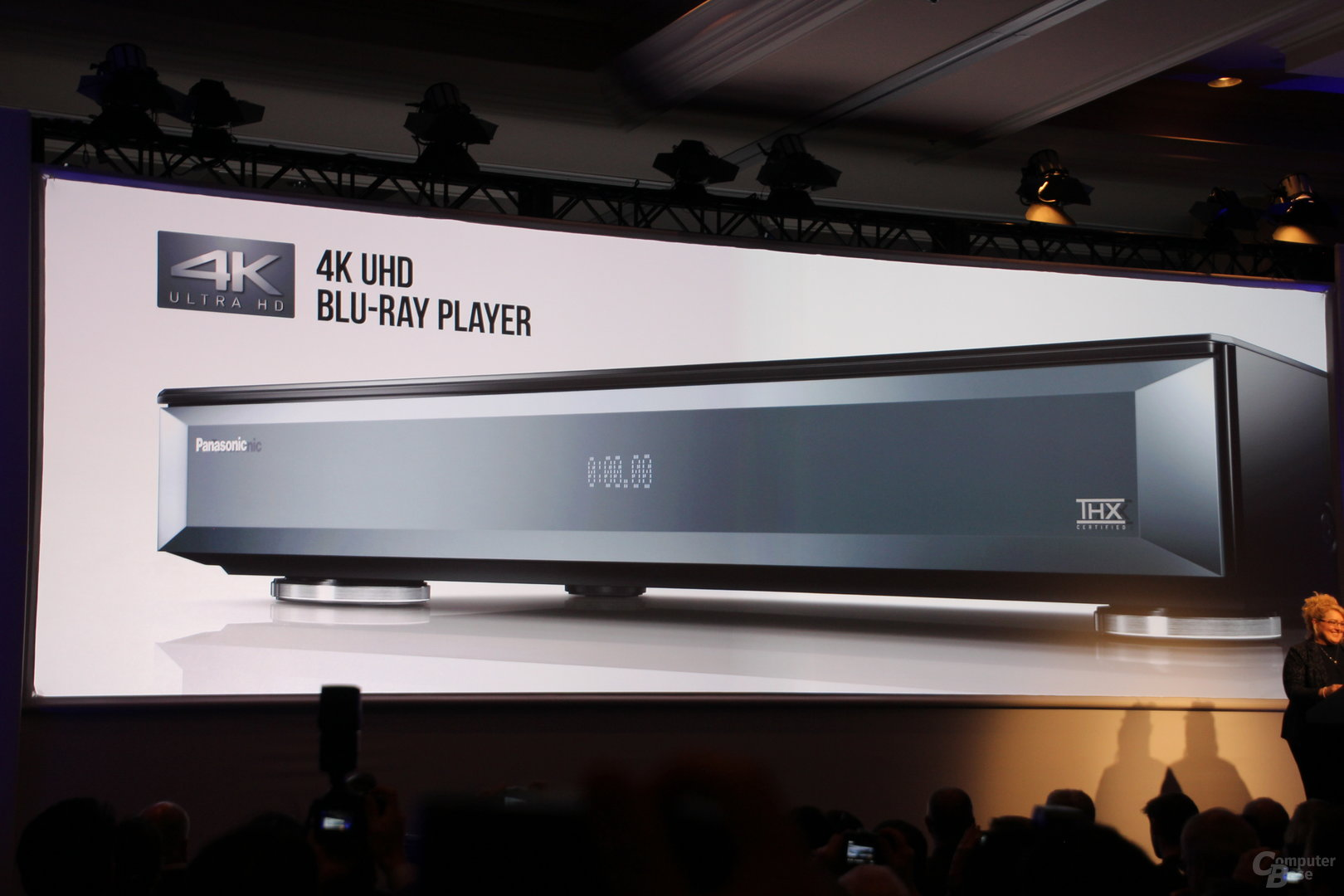 Panasonic 4K Blu-ray-Player