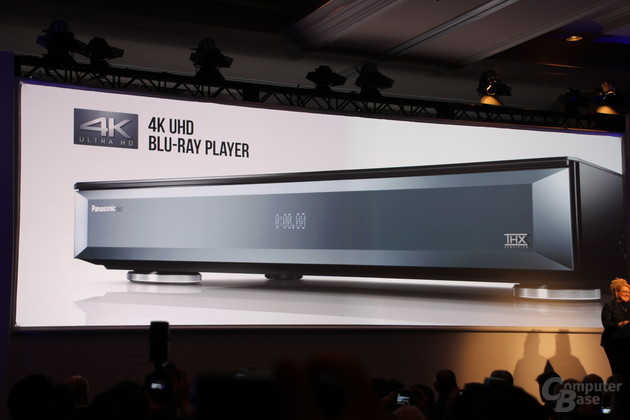 Panasonic 4K Blu-ray-Player