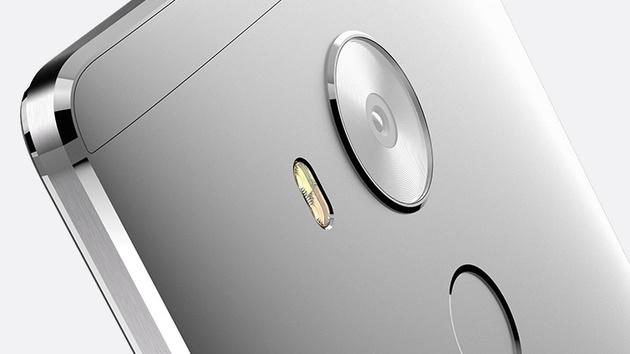 6-Zoll-Phablet: Huawei bringt das Mate 8 für 599Euro nach Deutschland