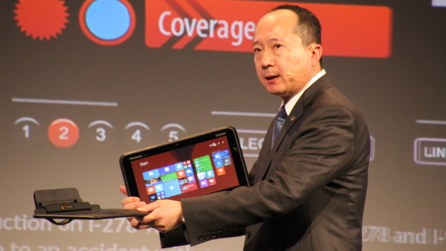 "Semi-Rugged-Tablet FZ-Q1: Panasonics Tough-Familie bekommt 12,5""-Nachwuchs"