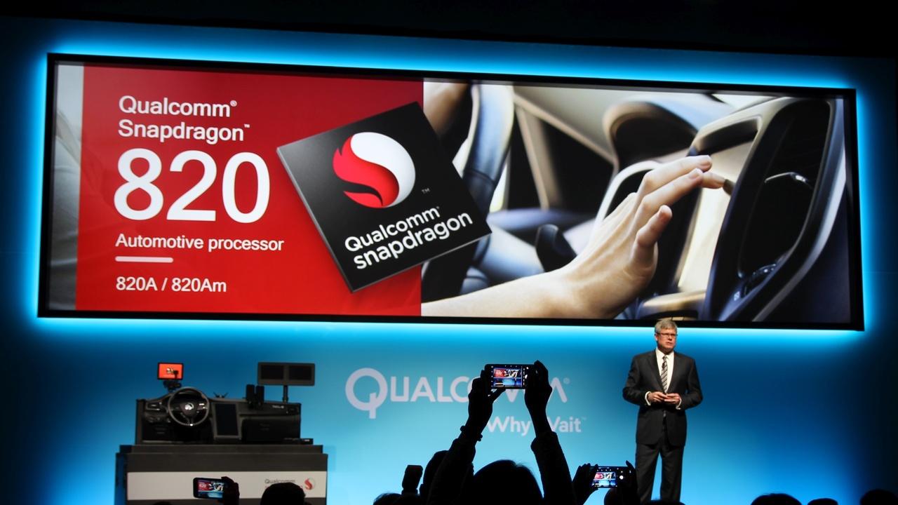 Qualcomm: Der Snapdragon 820 kommt ins Automobil