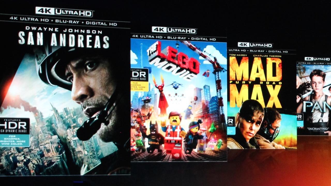 Samsung: UHD-Blu-ray-Player für 400 Dollar, UHD-Medien bestellbar