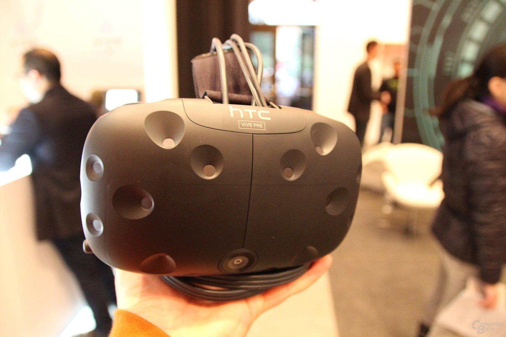 HTC Vive Pre
