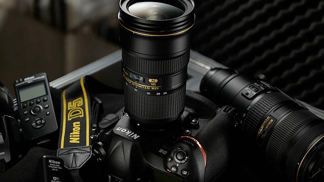 Nikon D5 und D500: DSLR-Nachschub für das Profisegment mit ISO 3,3 Mio.