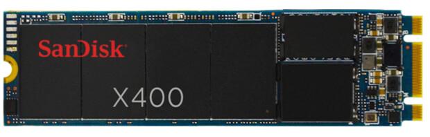 SanDisk X400 M.2 SSD