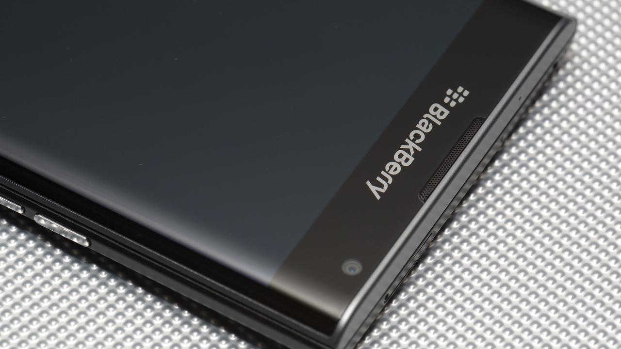 BlackBerry Priv: Android-Slider erhält zweites Sicherheitsupdate