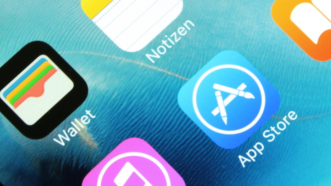 Apple: App Store macht 144 Millionen US-Dollar Tagesumsatz