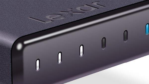 Portable SSD: Schneller Wechselspeicher für Lexars Workflow-Hubs