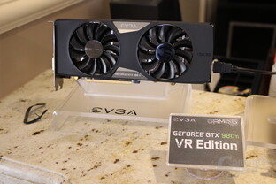 EVGA GeForce GTX 980 Ti VR