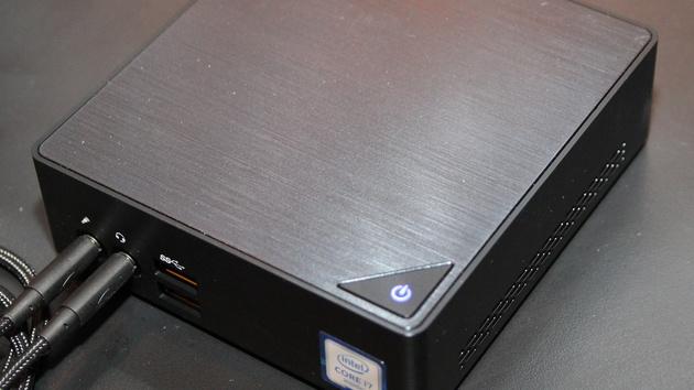 Mini-PC: Gigabyte Brix mit Skylake-Core-i7 gesichtet