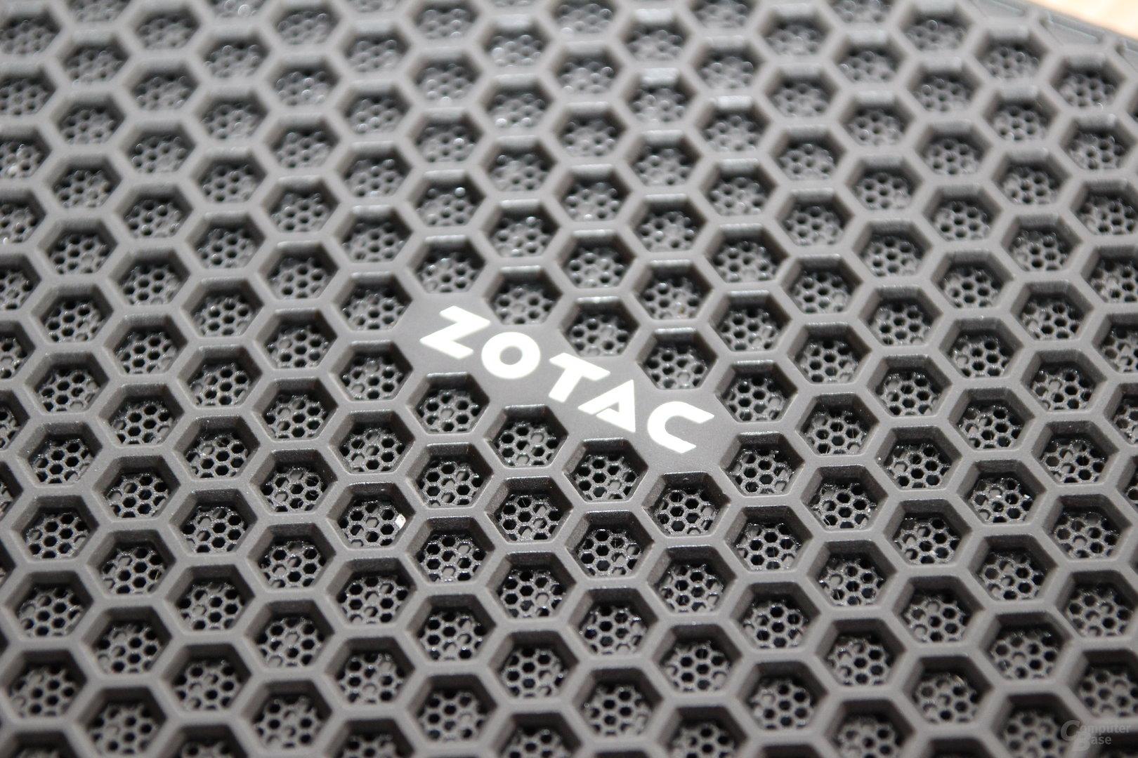 Zotac Zbox der C-Serie – Skylake passiv gekühlt