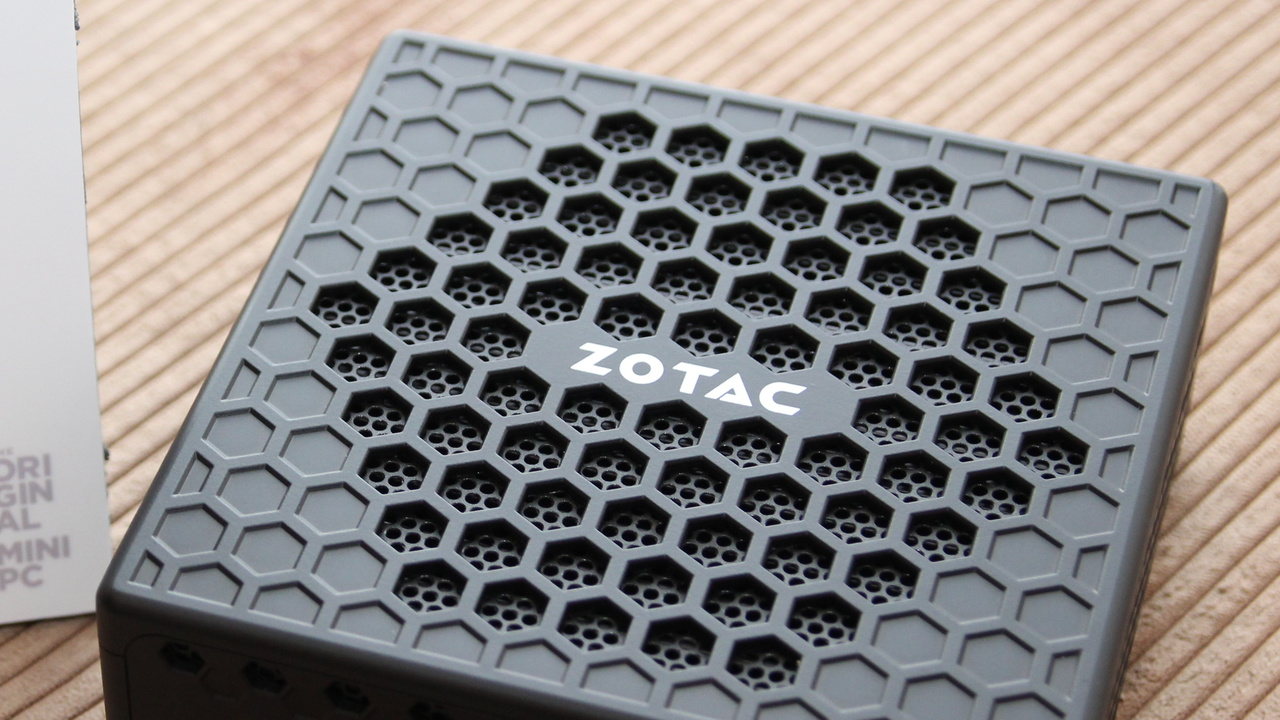 Zotac: Neue Zbox-Varianten gezeigt, AMD-CPUs bleiben außen vor
