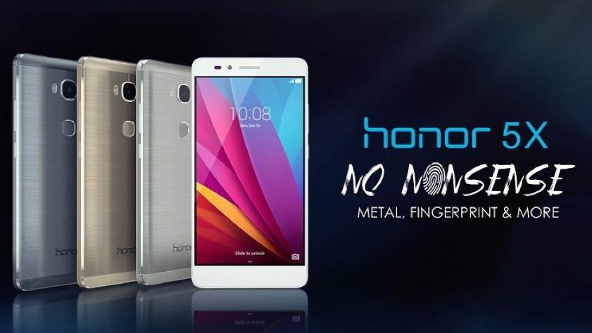 Huawei Honor 5X: Internationaler Verkaufsstart in den USA für 199 US-Dollar