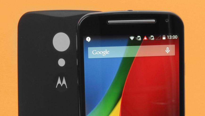 Motorola: Moto G (2014) mit LTE für 119 Euro bei Cyberport