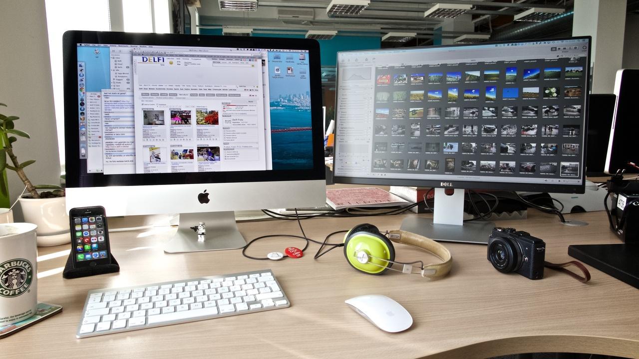 InfinityEdge & Wireless: Dell-Monitore sorgen für mehr Platz auf dem Schreibtisch