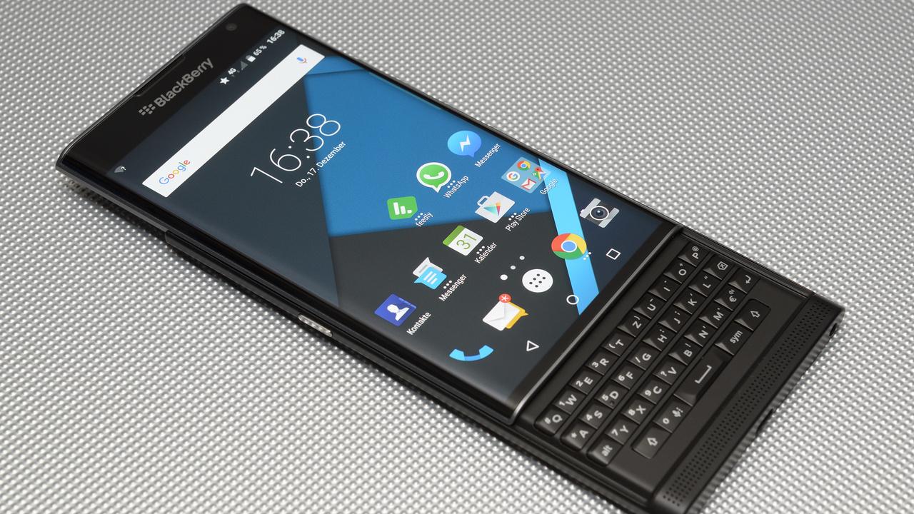BlackBerry Priv: Termin für Android 6.0 im Laufe des ersten Quartals