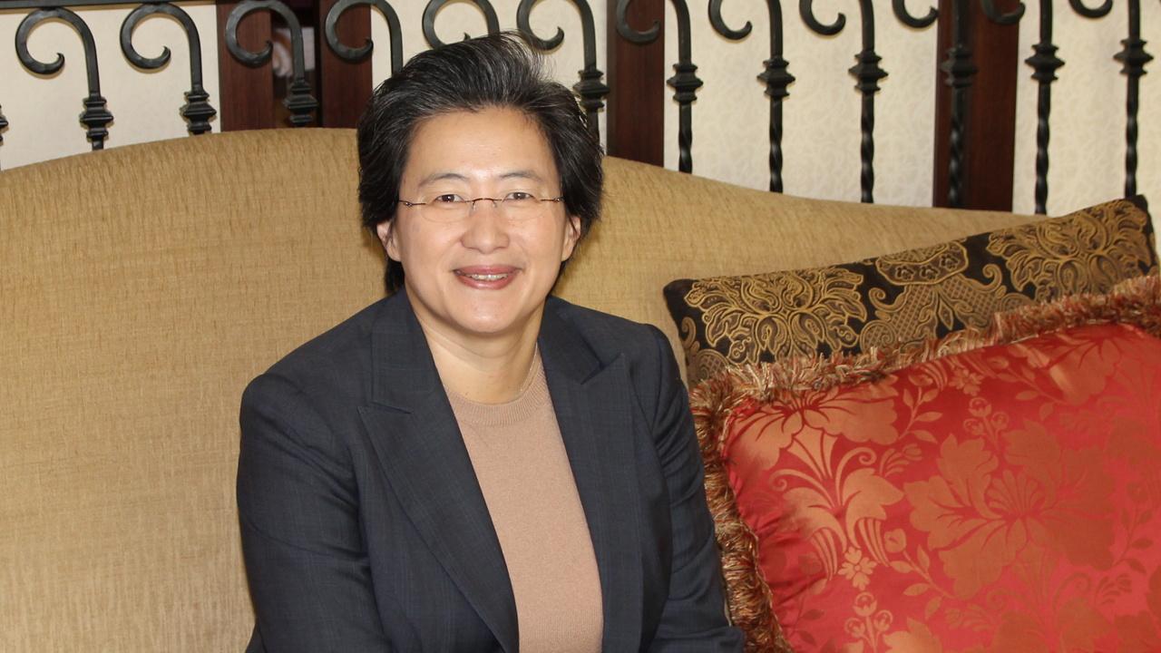 """CEO Lisa Su im Interview: In einem Jahr soll es heißen: """"AMD ist zurück!"""""""