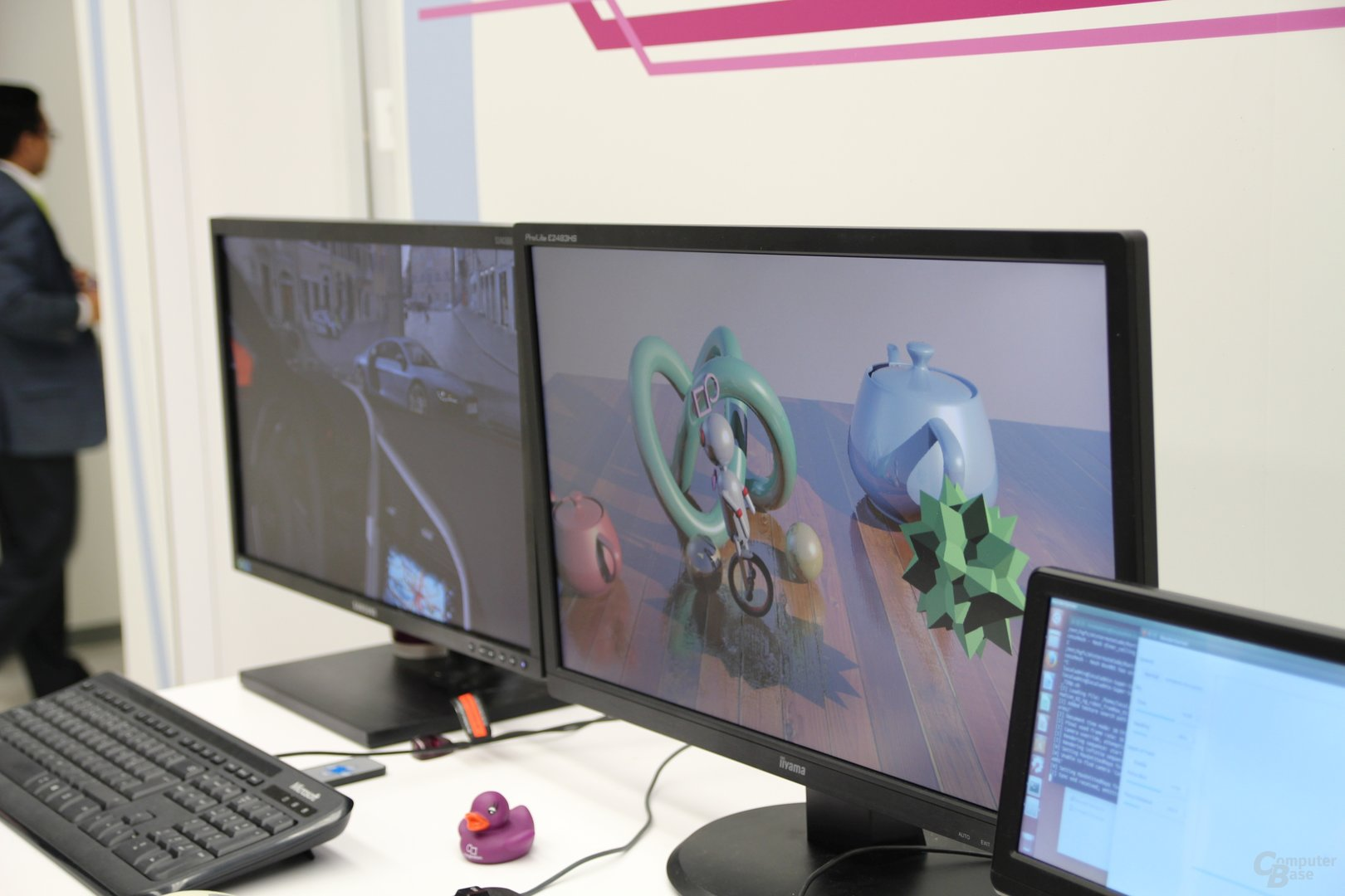 Demo der GPU