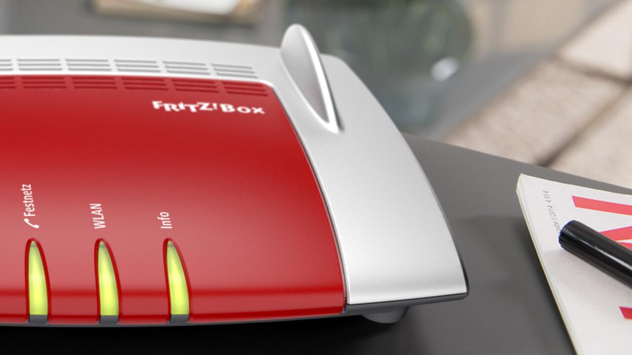 avm fritz box zahlreiche dsl router von sicherheitsl cke. Black Bedroom Furniture Sets. Home Design Ideas