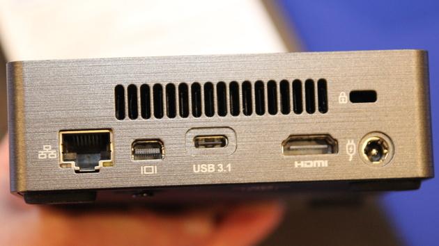 Skylake-Mini-PC: Gigabytes Brix-Familie auch mit Thunderbolt 3 und USB 3.1