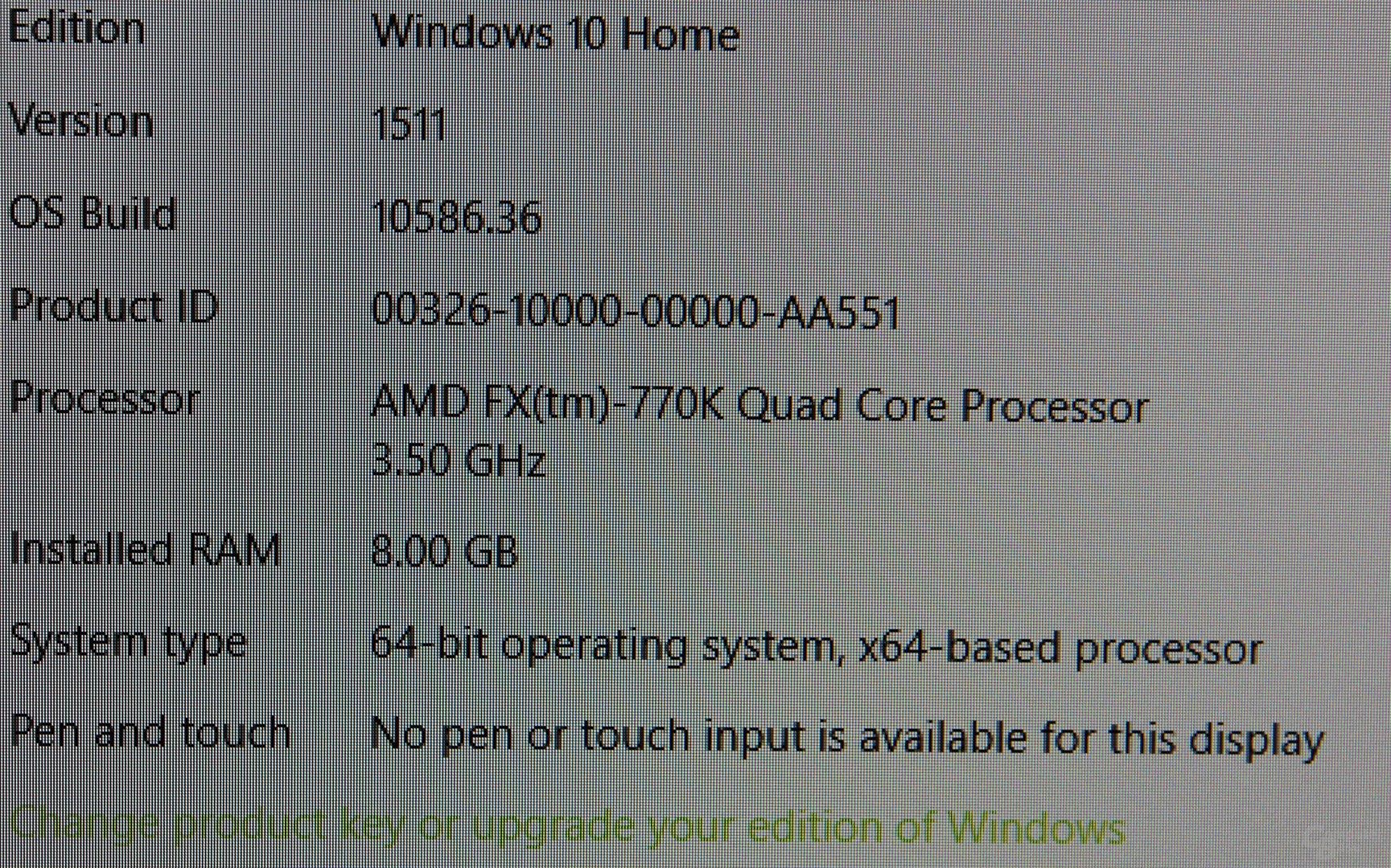 AMD FX-770