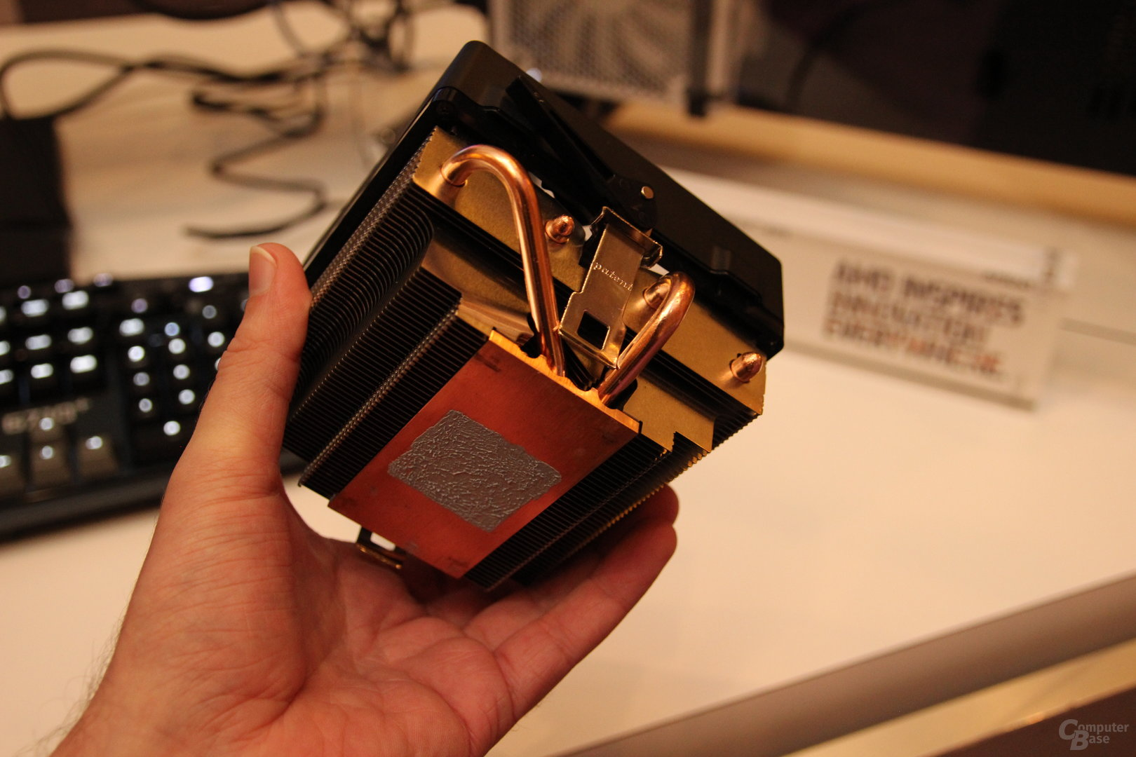 AMD Wraith Prozessor-Kühler