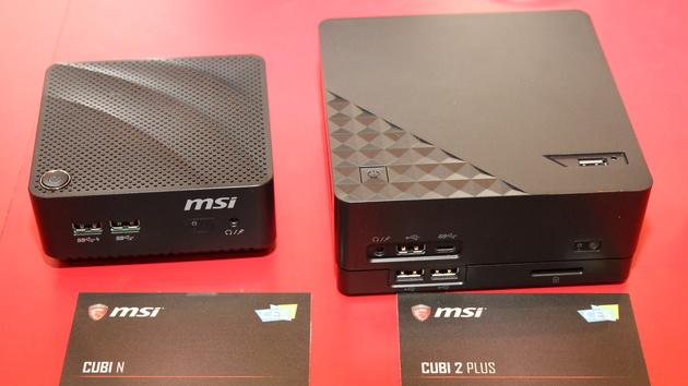 Mini-PC: MSI Cubi wird erwachsen und leistungsstärker