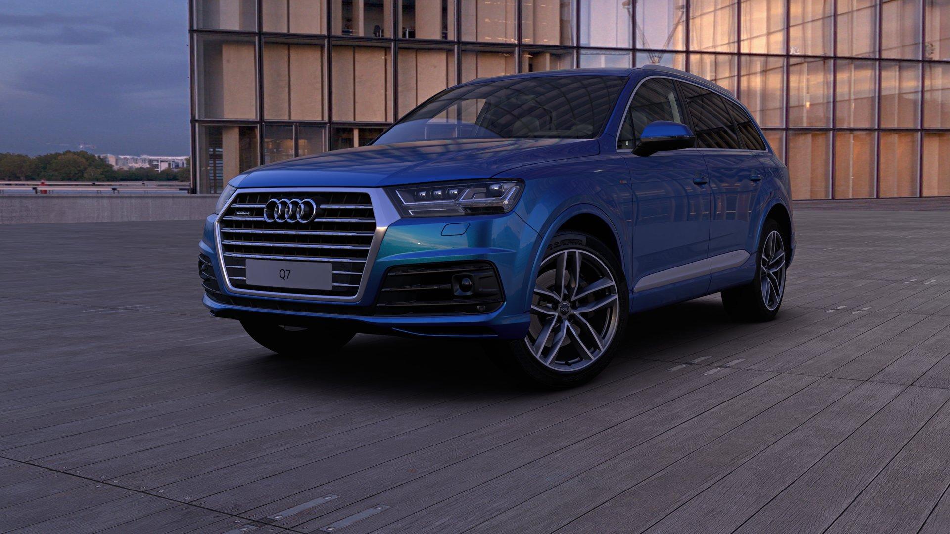 Audi Q7 in VR