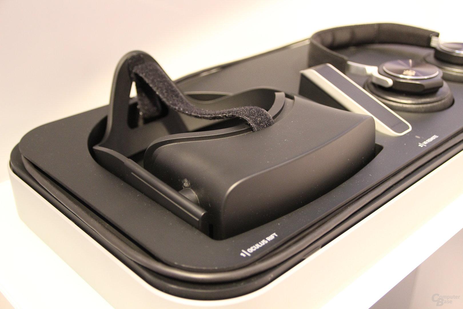 Audi VR Experience mit Oculus Rift