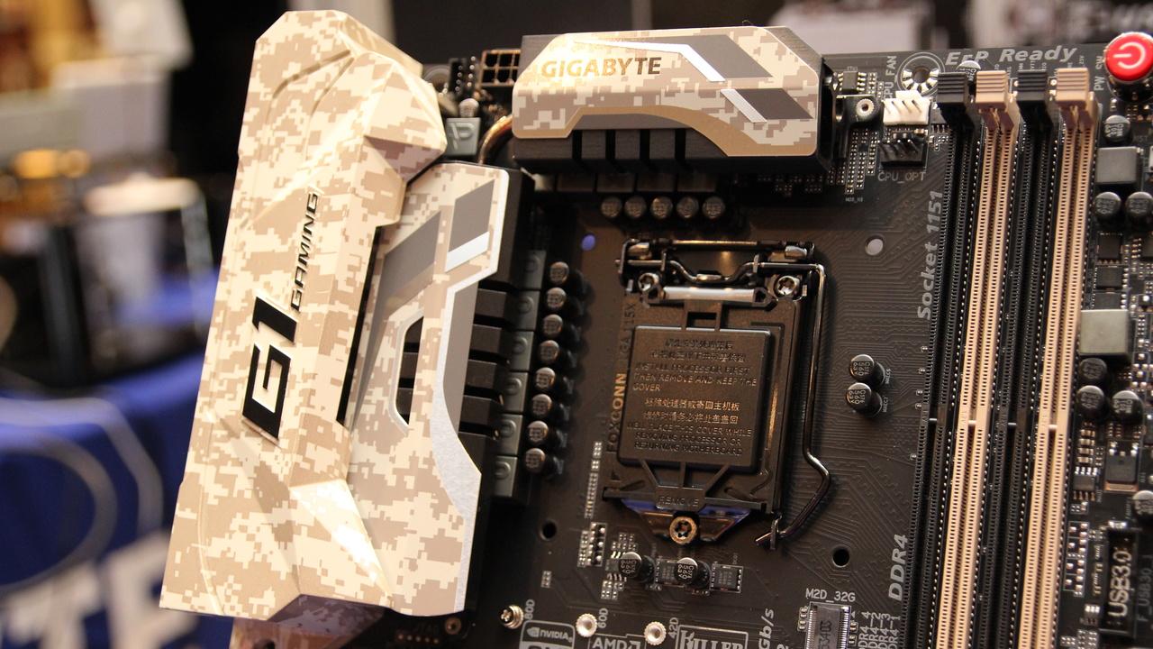 Gigabyte: Sieben Xeon-Desktop-Mainboards für Gaming und mehr