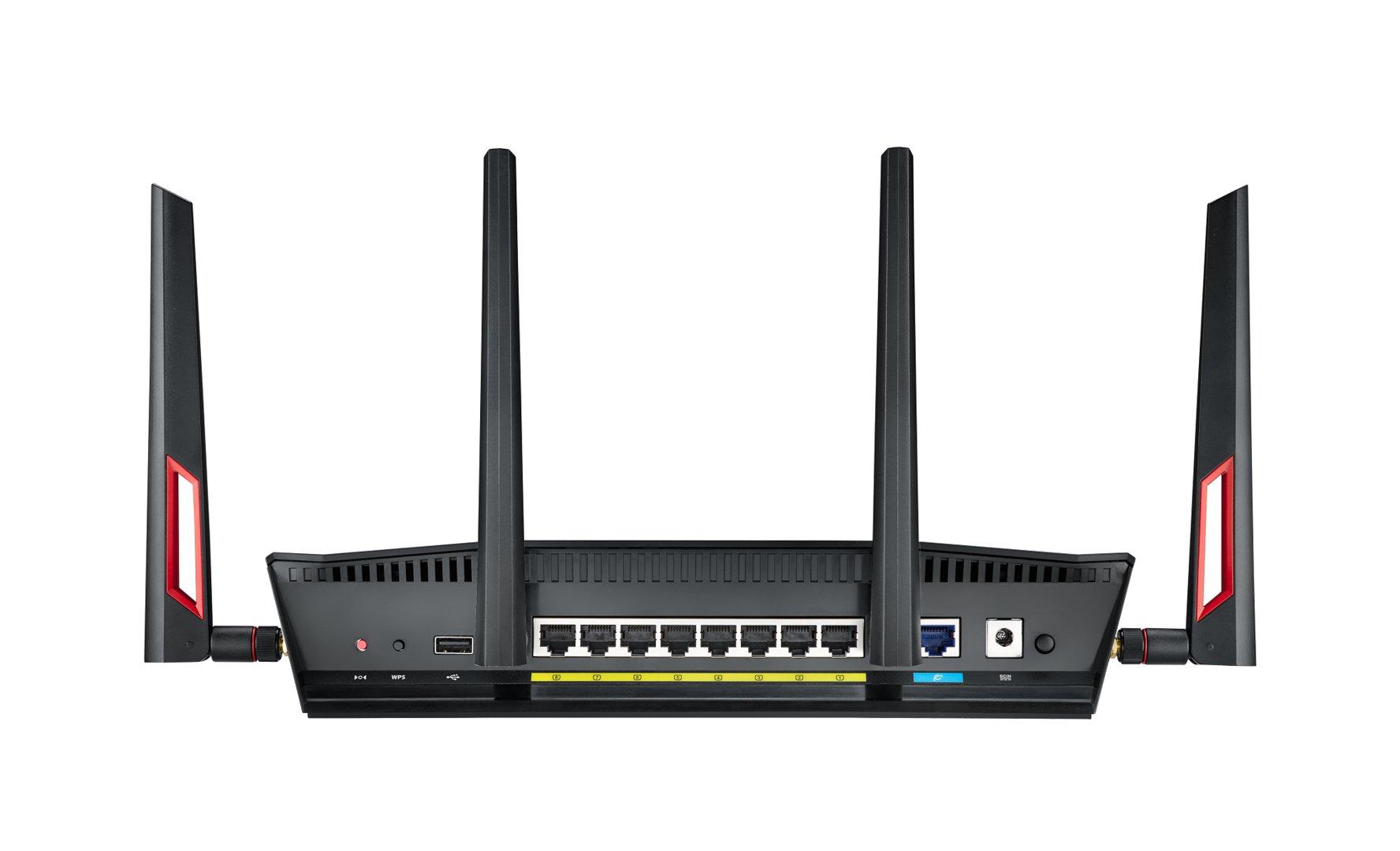 8 Gigabit-Netzwerkanschlüsse mit Link-Aggregation als heimische Netzwerkzentrale