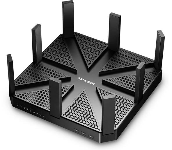 TP-Link Talon AD7200 – Einer der drei Netzwerkchips ist für die Datenübertragung im 60-GHz-Band vorgesehen