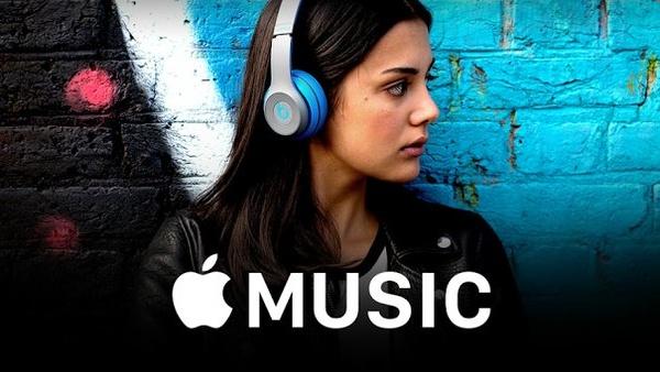 Musik-Streaming: Apple Music mit über 10 Millionen zahlenden Nutzern