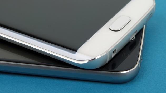 Samsung Galaxy S7 edge: Laut AnTuTu-Benchmark mit 12-MP-Kamera und 5,1 Zoll